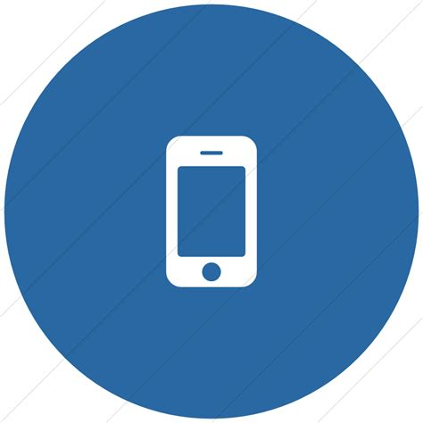 Mobile Phone Icon For Resume by 15 Contact Circle Icon Images Circle Phone Icon Symbols Resume Contact Icons Vector Free And