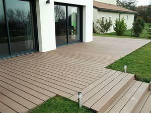 Bois De Terrasse : terrasse bois ma terrasse ~ Preciouscoupons.com Idées de Décoration