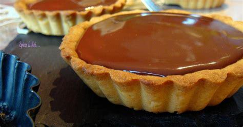 recette tartelettes chocolat caramel au beurre sale