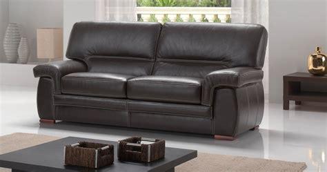 canapé relaxant canapé cuir buffle ou vachette varese plusieurs coloris au