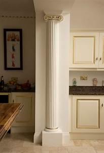 Plaster Columns From Plasterwrx   Restoration  Manufacture And Installation Service