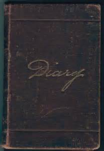 Old Diary Cover