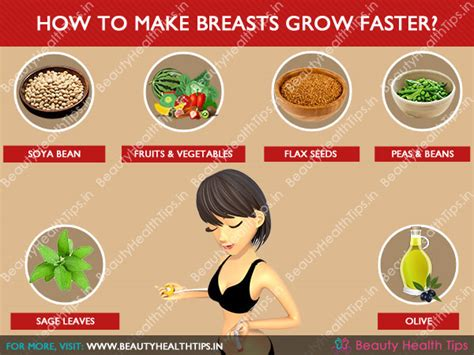 How To Make Breasts Grow Faster In Teenage Girls