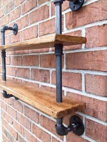 bathroom design tool diy pallet and iron pipe wall hanging shelf pallet
