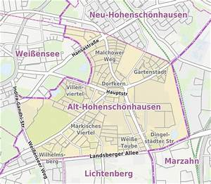 An Und Verkauf Berlin Hohenschönhausen : liste der stra en und pl tze in berlin alt hohensch nhausen wikipedia ~ Markanthonyermac.com Haus und Dekorationen