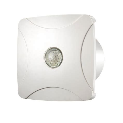Bathroom Extractor Fans With Light by Bathroom Extractor Shower Fan Light Led 100mm 4 With