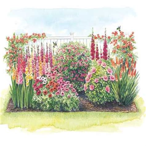 hummingbird garden design 1000 images about gardening designs on pinterest shade garden landscaping and landscape
