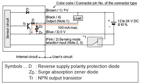 Compact Photoelectric Sensor Ver Circuit