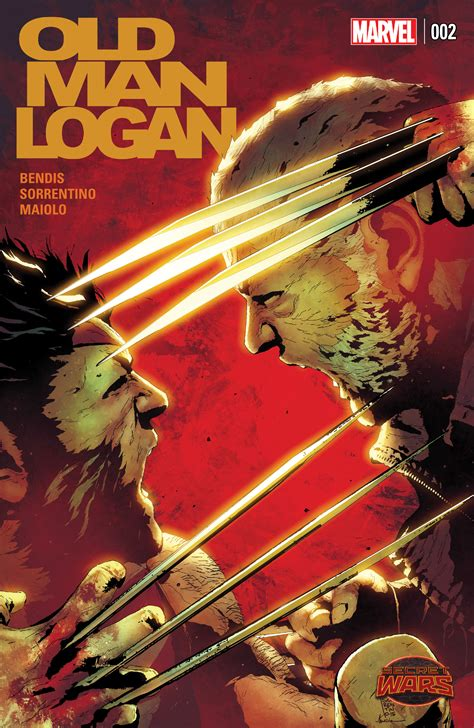 Comic Book Review Old Man Logan #2  Geeked Out Nation