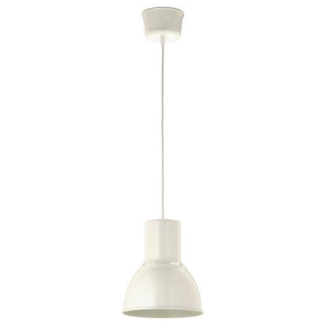 ikea pendant light hektar pendant l white 22 cm ikea