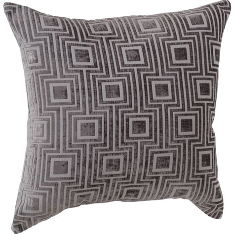 better homes and gardens maze decorative pillow taupe