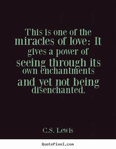 Picture Quotes ... Lewis Love Quotes