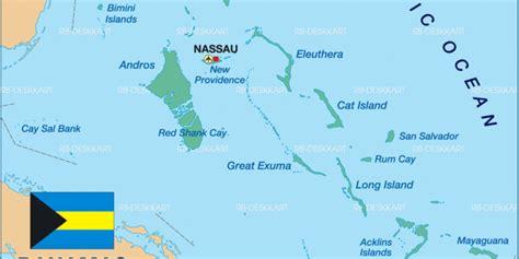 map  bahamas  country welt atlasde