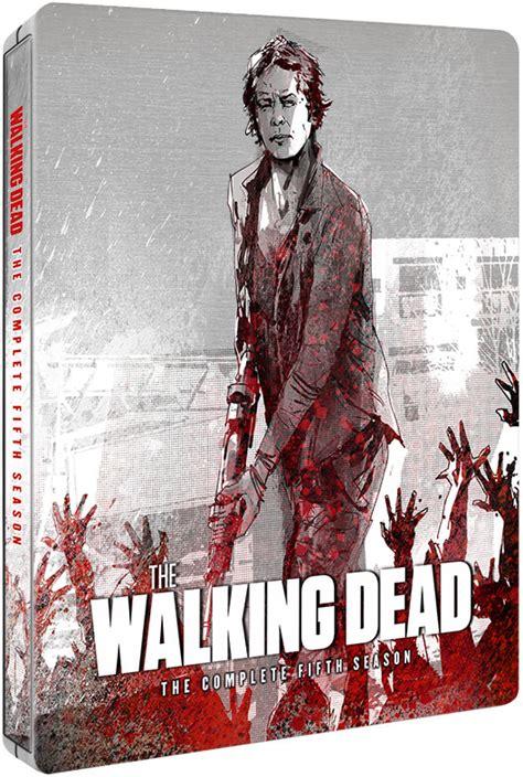 walking dead season zavvi exclusive limited
