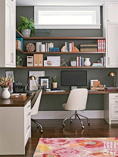 Decorating Ideas For Home Office by Our Best Home Office Decorating Ideas Better Homes Gardens