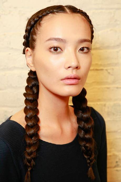 two braids hairstyles black