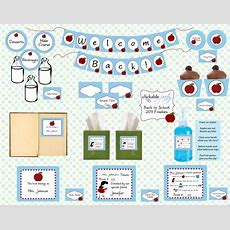 Free Back To School Printables From Clickable Party  Catch My Party