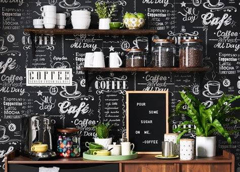 Make your cafe's breakfast the best way to start a day. Ready, Set, Joe! Home Coffee Shop Ideas   Allrecipes