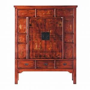 Meuble Tv Maison Du Monde : meuble tv shangha maisons du monde ~ Teatrodelosmanantiales.com Idées de Décoration