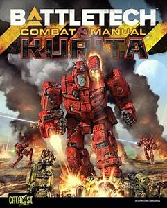 Catalyst Classic Battletech Combat Manual