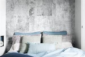 Crochet Mur Beton : tuile effet b ton murdesign ~ Zukunftsfamilie.com Idées de Décoration