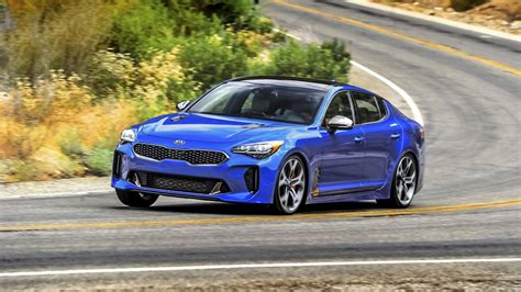 kia stinger pictures  wallpapers