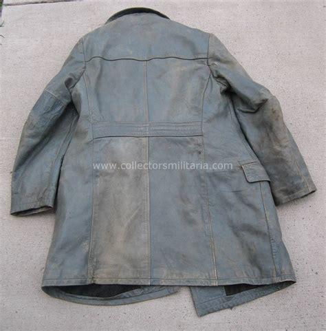 U Boat Jacket by A Wwii German Grey Leather U Boat Jacket