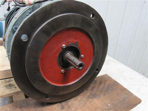 reliance hp rpm ph   vdc eddy