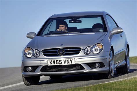 Mercedes-benz Clk Coupé (2002
