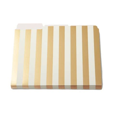 1982 kate spade file folders 25 best ideas about gold stripes on ceramic