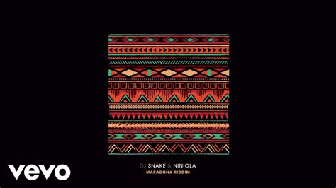 dj snake audio dj snake niniola maradona riddim audio youtube