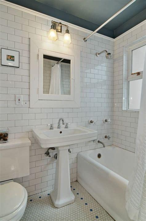 seattle wa   bungalow bathroom craftsman