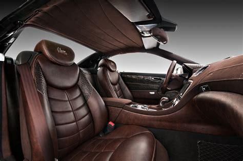 Mercedes-benz Sl Gets New Interior By Vilner 6