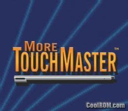 touchmaster rom   nintendo ds nds