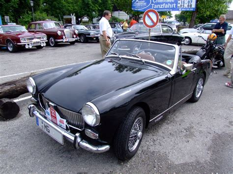 Mg Midget photos #10 on Better Parts LTD