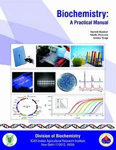 Pdf  Biochemistry  A Practical Manual