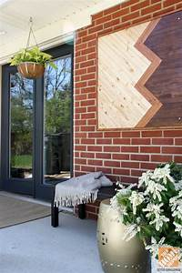 How To Beautify Your House  U2013 Outdoor Wall D U00e9cor Ideas