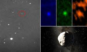 Apophis 'Doomsday' asteroid could hit Earth in 2036 as it ...