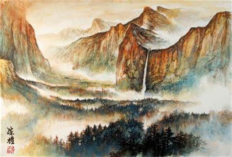 rhode island watercolor society lian quan zhen chinese painting