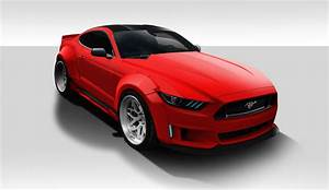 Welcome to Extreme Dimensions :: Item Group :: 2015-2016 Ford Mustang Duraflex Grid Wide Body ...