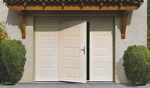 porte de garage sectionnelle avec porte d entree pvc With porte de garage enroulable avec photo porte fenetre pvc