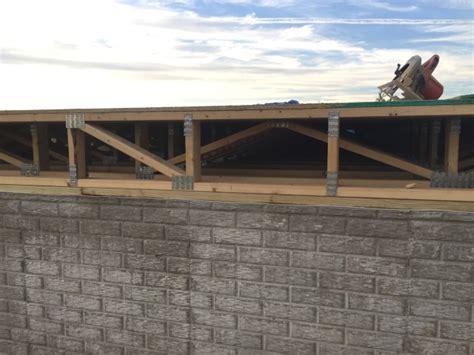 floor truss span 24 installing floor trusses and trusses vs joists