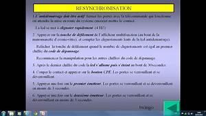 Supprimer Anti Demarrage Megane 1 : probl me anti d marrage avec clef infrarouge twingo d7f 1999 ~ Gottalentnigeria.com Avis de Voitures