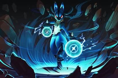 Lucario Pokemon Backgrounds Pixelstalk