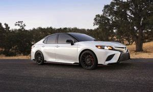 toyota camry trd pro price  specifications review