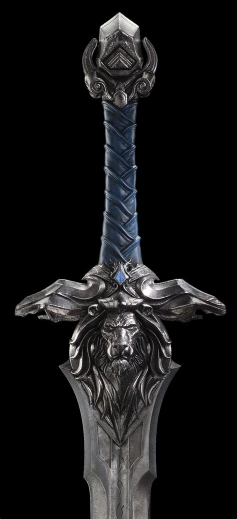 scale royal guard sword prop replica  mighty ape nz