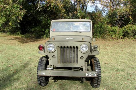 wwii jeep willys 1952 willys military jeep 189006