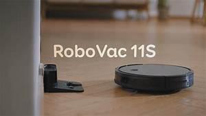 Eufy Robotic Vacuum Cleaner  Super Slim