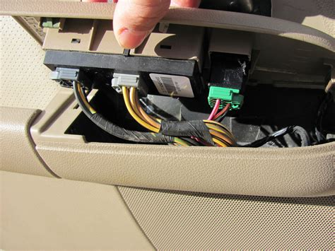 Ford F 150 Wiring Harnes Clip by 03 Door Ajar Indicator Switch Replacement Process Ford