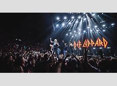 Def Leppard and Journey are coming to Vancouver this fall